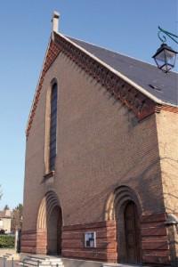 Eglise Sainte-Marie des Vallées
